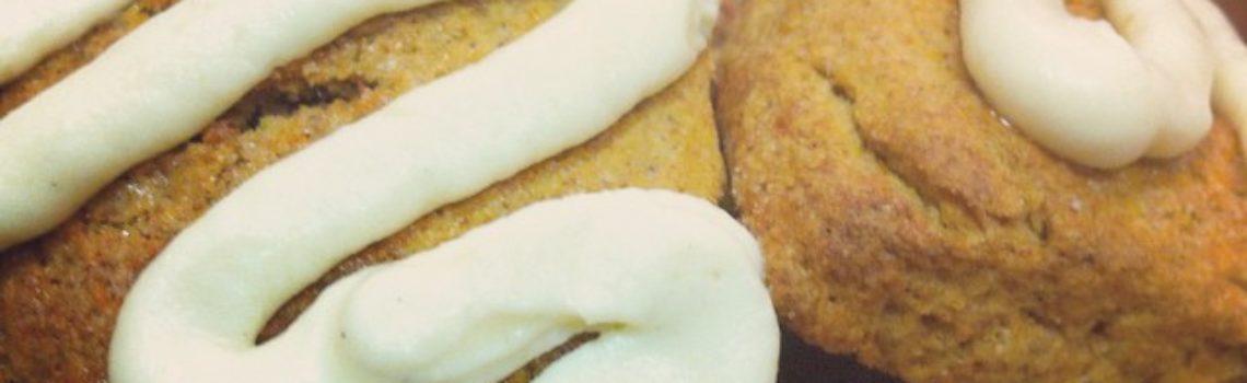 Carrot Cake Scones