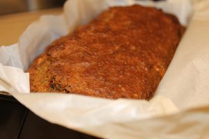 Healthy Banana Carrot Bread