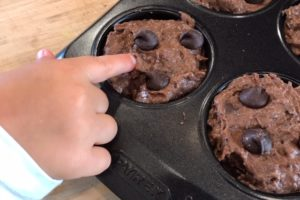 Gluten Free, Dark Chocolate, Black Bean Brownies
