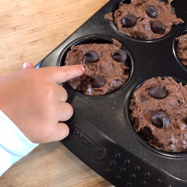 Gluten Free, Dark Chocolate, Black Bean Brownies